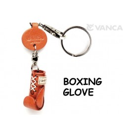 Boxing glove Japanese Leather Keychains Goods