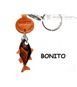 Bonito Japanese Leather Keychains Fish