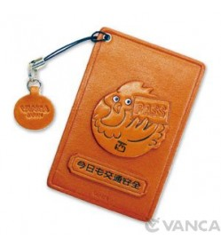 Zodiac/Rooster Leather Commuter Pass/Passcard Holders