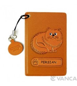 Persian Leather Commuter Pass/Passcard Holders