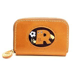 Soccer R Handmade Genuine Leather Animal Business Card Case #26178