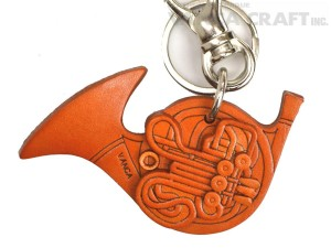 Horn Handmade Leather Goods/Bag Charm