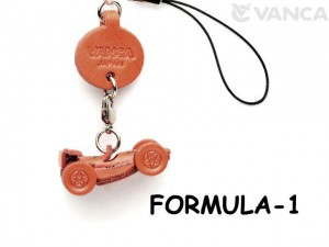 F-1 Japanese Leather Cellularphone Charm Goods